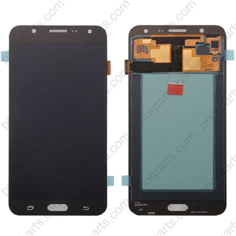 011351 Lcd Touchscreen Samsung J7 Black Org 1 for samsung galaxy j7 j700f lcd screen and digitizer assembly replacement black