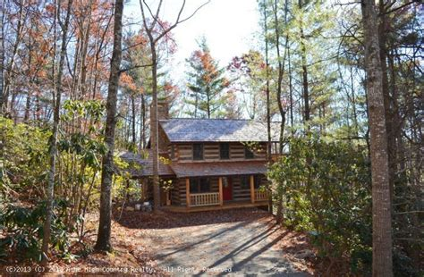 Cabin Rentals Near West Jefferson Nc by Newly Constructed Log Home In Stonebridge West Jefferson