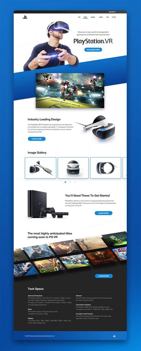New Home Design 2016 Playstation Vr Website Sinthaistudio Com