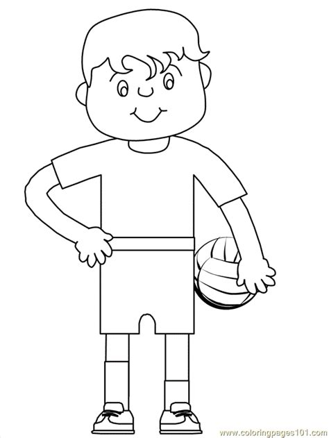 printable volleyball bookmarks coloring pages volleyball3 sports gt volleyball free