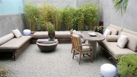 patios rusticos decoracion decoraci 211 n de jardines tendencias para 2018 hoy lowcost