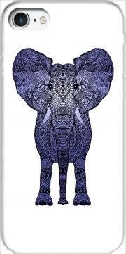 Happy Elephant Y0926 Samsung Galaxy J5 Pro 2017 elephant blue iphone 4 wallet