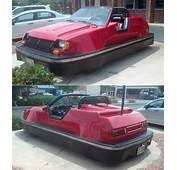 Heck Yeah Whiplash A Street Legal Bumper Car  Geekologie