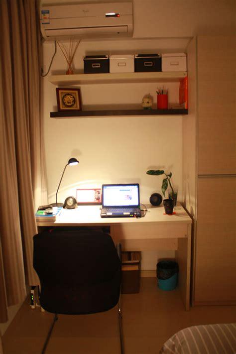 the tiny apartment design in xiamen china home 4us small and warmth apartment design in xiamen working desk