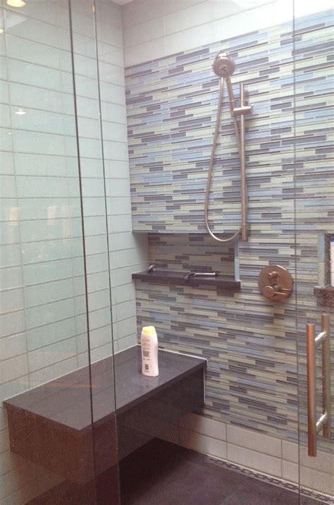 built in bench height uncategorized built in shower englishsurvivalkit home design