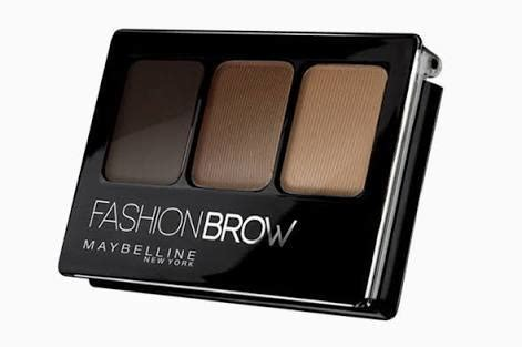 Maybelline Fashion Brow Palette what s inside my makeup kit arr chapters