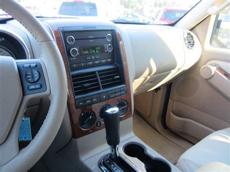 2008 Ford Explorer Interior 2008 ford explorer interior pictures cargurus