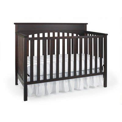 Graco Baby Crib Graco 4 In 1 Convertible Fixed Side Crib And Mattress Value Bundle Your Choice Of