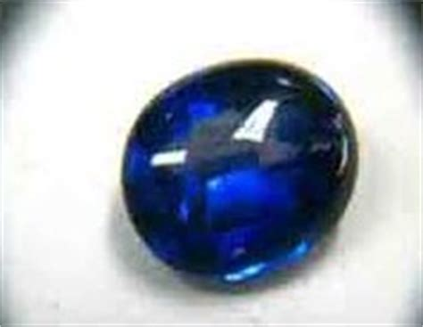 Permata King Safir Blue Safir king safir batu safir sintetis satu permata sejuta