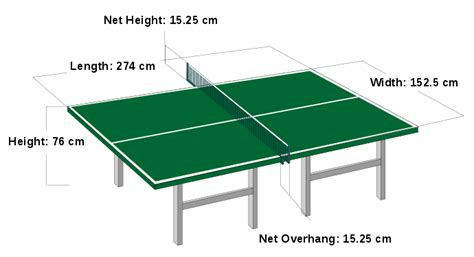 Net Meja Pingpong file table tennis table svg wikimedia commons
