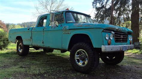 dodge w300 crew cab for sale wagon 1965 dodge w200