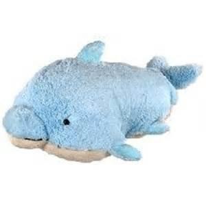 dolphin pillow pet