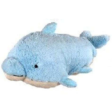Pillow Pet Dolphin by Dolphin Pillow Pet