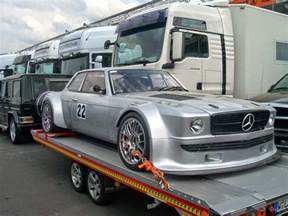 Mercedes W107 Mercedes W107 Widebody Nurburgring Killer Benztuning