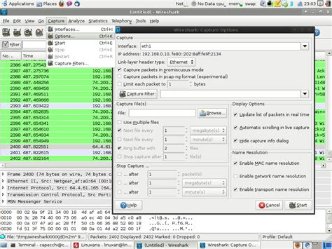 wireshark filter port wireshark for network analysis linuxaria