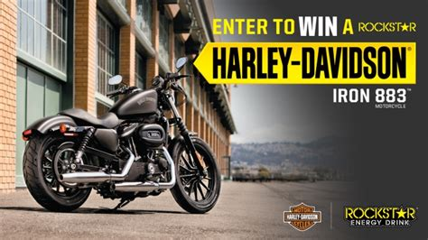 Harley Davidson Sweepstakes - rockstar terrible herbst harley davidson 174 sweepstakes rockstar energy drink
