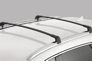 oem 2016 2017 kia sorento roof rack cross bars luggage