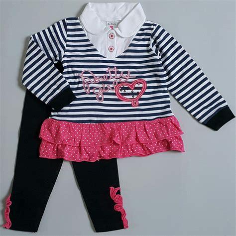 Kaos Murah Merk Rebel8 Warna Navy jual baju setelan celana kaos anak bayi perempuan murah
