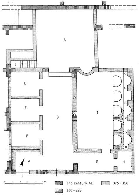 roman insula floor plan regio i insula xiv domus di amore e psiche i xiv 5