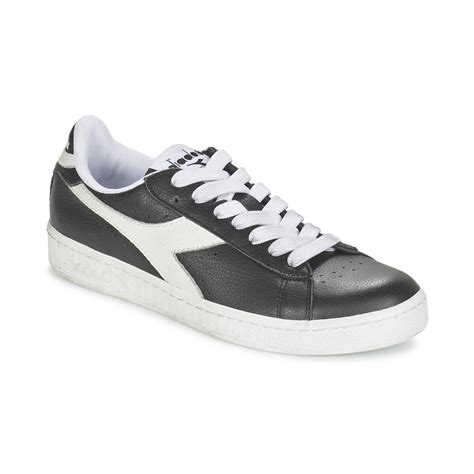 Diadora Vertu Black Size 43 diadora l low black white fast delivery with