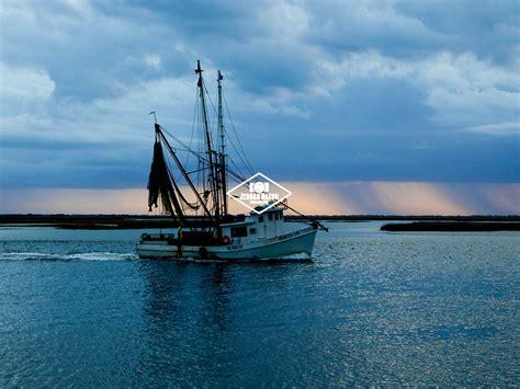 shrimp boat shrimpboat sunrise jordan nason