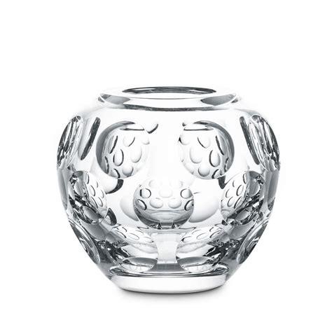 vasi baccarat heritage vaso pontils in cristallo baccarat scopelliti 1887