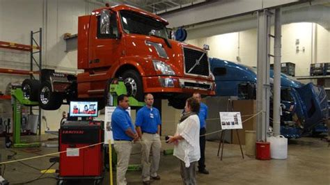 volvo unveils expansion plans  greensboro north carolina construction news