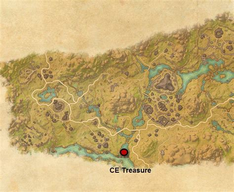 deshaan treasure map eso ce treasure maps location guide dulfy