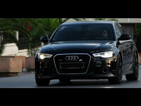 Audi A6 Acceleration by Audi A6 Abt Tuning Acceleration And Top Speed Youtube