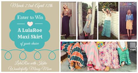 Mom Giveaway - lularoe maxi skirt review and giveaway wonderfully messy mom