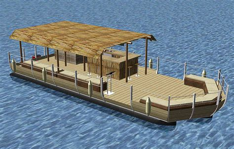 englisch stern boat houseboats floating homes by perebo individual
