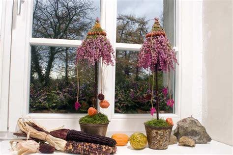 Herbstdeko Fenster Draussen by Herbstdeko F 252 R Drau 223 En F 252 R Drinnen Wie Drau 223 En Eigenen