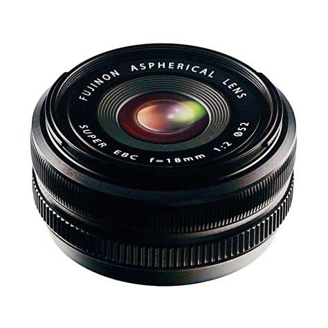Lensa Wide Fujifilm jual fujifilm xf 18mm f2 r lensa kamera harga