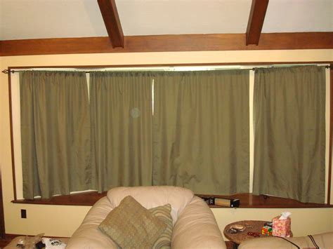 bay window curtain rods home depot bay window bay window curtain rods home depot