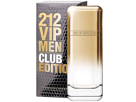Os 212 Vip 100ml carolina herrera 212 vip club edition perfume