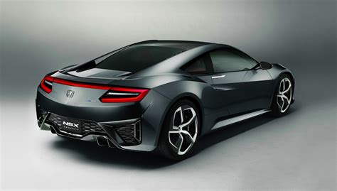 honda supercar honda nsx second gen hybrid supercar confirmed for