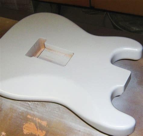 Lackierte Gitarre Polieren by Gitarrenlack Gitarre Selber Lackieren Selber Lackieren