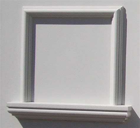 Styrofoam Stucco Trim Stucco Foam