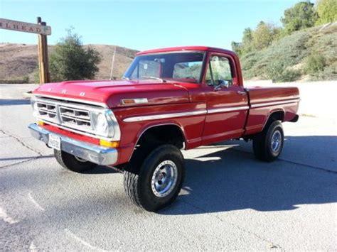 short bed truck cer craigslist 1972 f100 short bed craigslist autos post