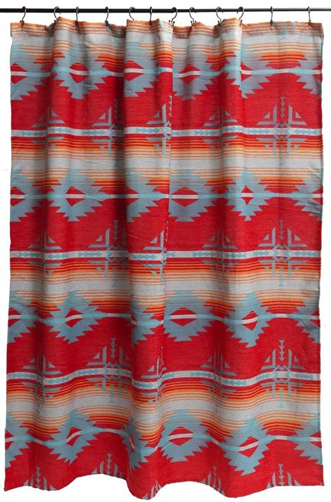 southwest design shower curtains 25 best ideas about southwestern shower curtains on