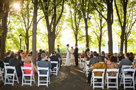 Linden Terrace Wedding ? Fort Tryon Park ? Manhattan
