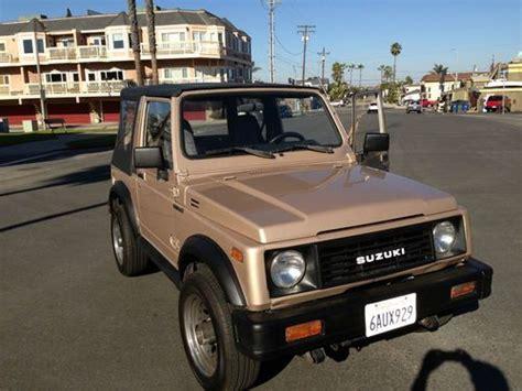 Browns Suzuki Find Used 100 Photos Rag Top Sami Brick 4 Wheel