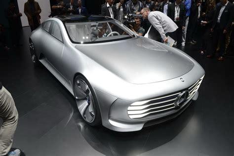 Mercedes Tesla Mercedes S Tesla Model S Rival To Debut At