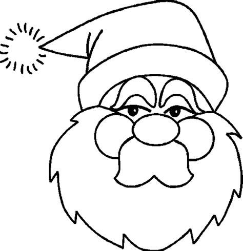 imagenes de santa claus para imprimir a color canalred gt plantillas para colorear de navidad papa noel