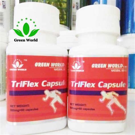 Triflex Capsule Arthropower Green World Original Sakit Sendi triflex capsule green world solusi kesehatan tulang sendi 100 alami