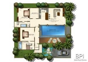 Gray Bedrooms Inspiration - 25 best ideas about villa plan on pinterest villa design house plans with pool and villa