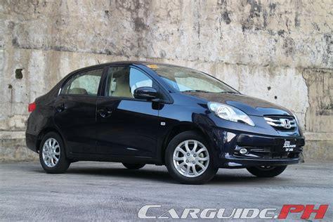 brio amaze review review 2015 honda brio amaze 1 3v a t philippine car