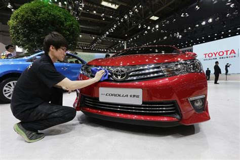 Is Toyota From Japan Or China Toyota To Launch China Made Corolla Levin Hybrids In 2015