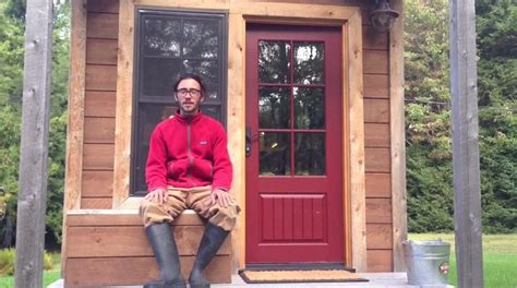 ethan s tiny house tiny house swoon video tour of ethan s diy tiny house on wheels