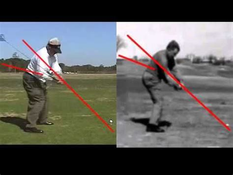 moe norman swing analysis 48 best images about single plane swing on pinterest